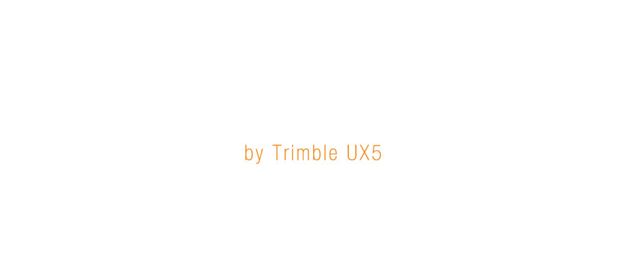 The LOOK SKY WORKER Project by Trimble UX5